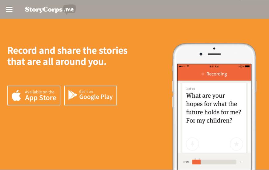 storycorps.me