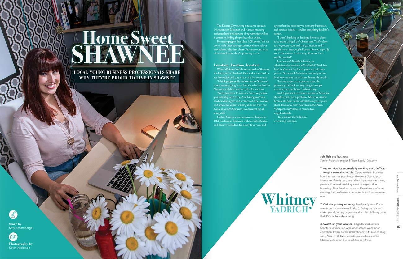 Shawnee article